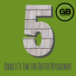 5 Signs It's Time for Gutter Replacement