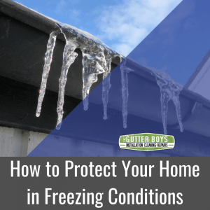 How to Protect Your Home in Freezing conditions