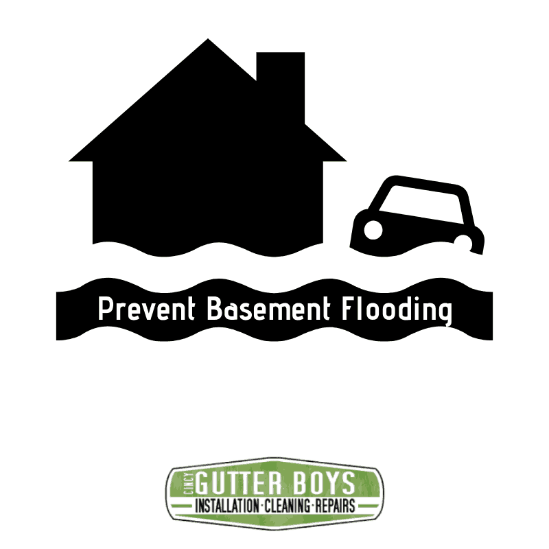 You Can Prevent Basement Flooding